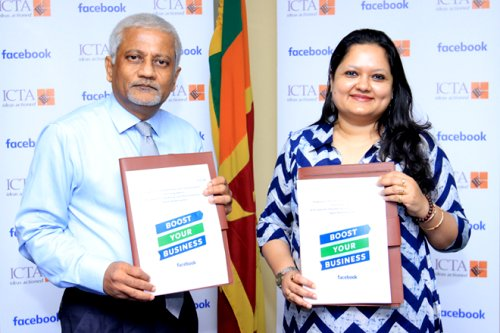 Facebook's global 'Boost Your Business' program is now available for the youth and entrepreneurs of Sri Lanka