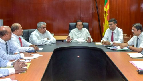 President instructs health authorities to take immediate steps to control the spread of viral flu in the South