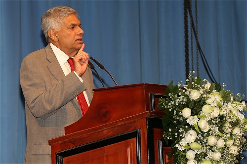 Sri Lanka Premier outlines measures to create employment opportunities