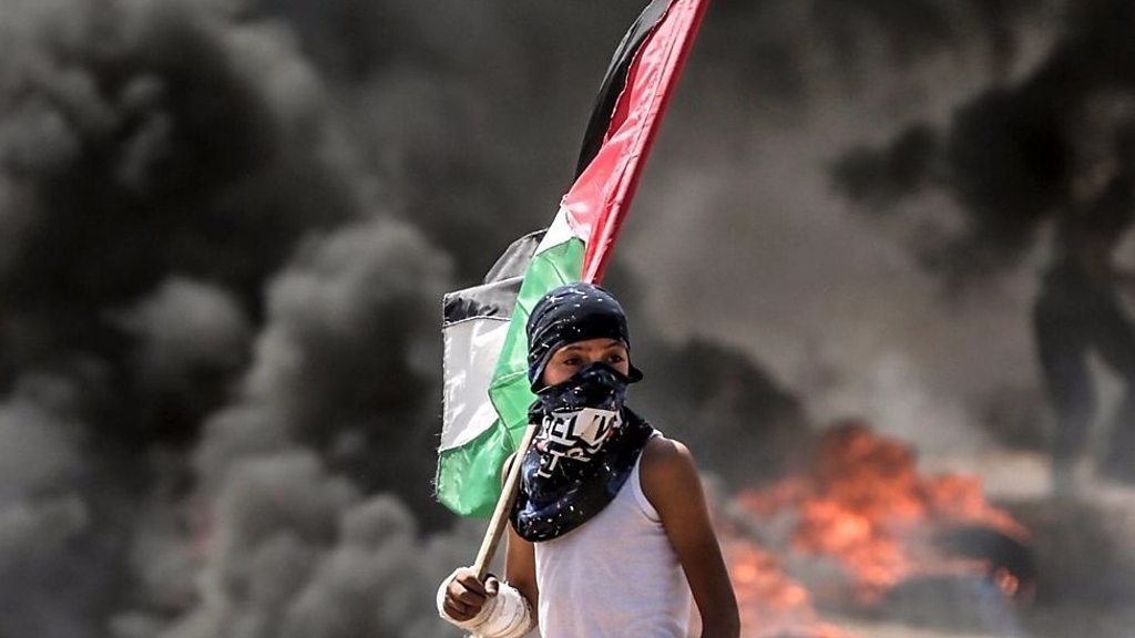 Gaza violence: Fresh protests against Israel follow deadly clashes