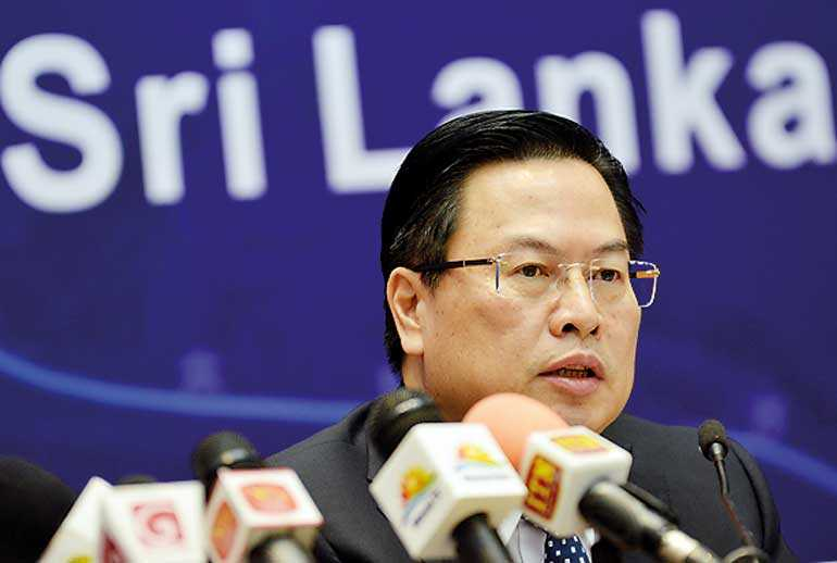 China strongly committed to helping Sri Lanka become prosperous: Envoy