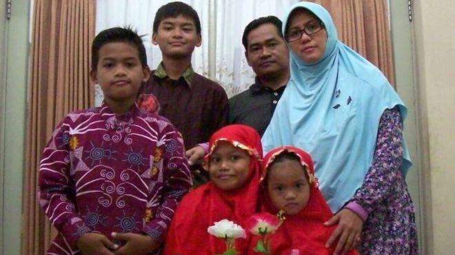 Surabaya attacks: Parents who bring their children to die