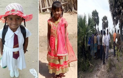 Suspect arrested over murder of six-year old girl in Jaffna remanded