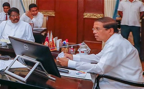 President proposes a multidisciplinary program to make Sri Lanka self-sufficient in milk
