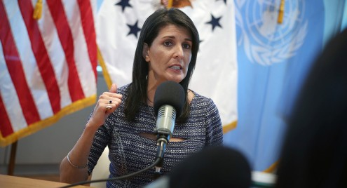 US quits UN human rights council accusing it of being biased