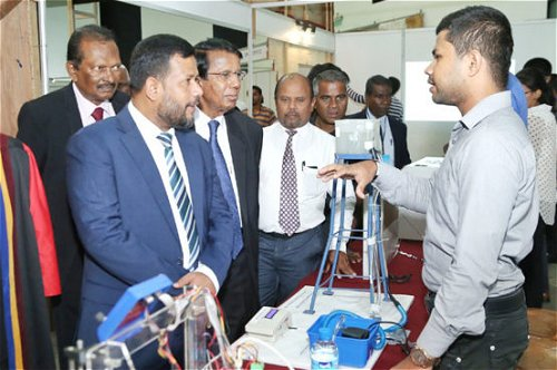 More innovations are needed to develop Sri Lanka's industries – Minister Bathiudeen