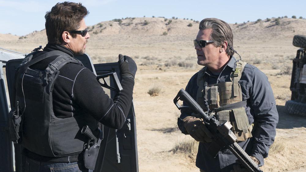 Movie Review: 'Sicario: Day of the Soldado'