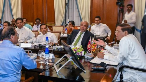 President sets up task force to accelerate development In the North and East
