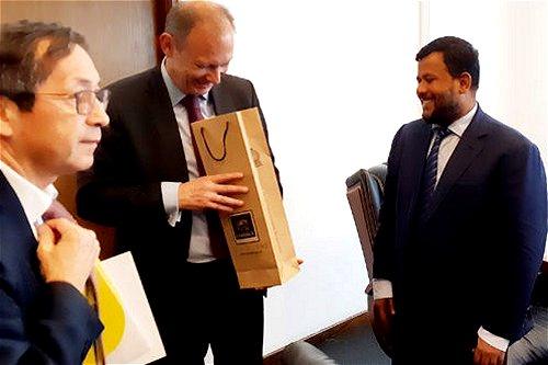 Sri Lanka calls for international assistance to support export-led industrialization