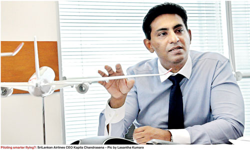 Former SriLankan CEO also held a post in another state institution earning two salaries, Presidential Commission told