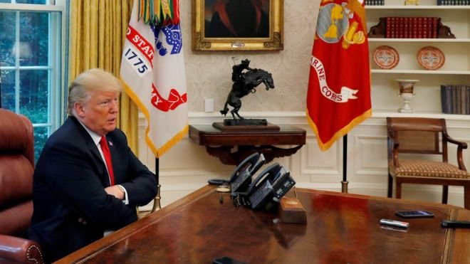 Trump accuses China of 'manipulating' its currency
