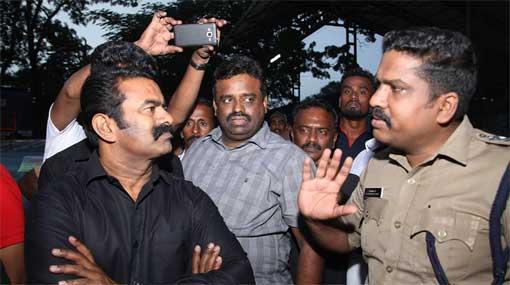 Alarms raised as aid convoy with Prabhakaran's pics arrive in Kerala