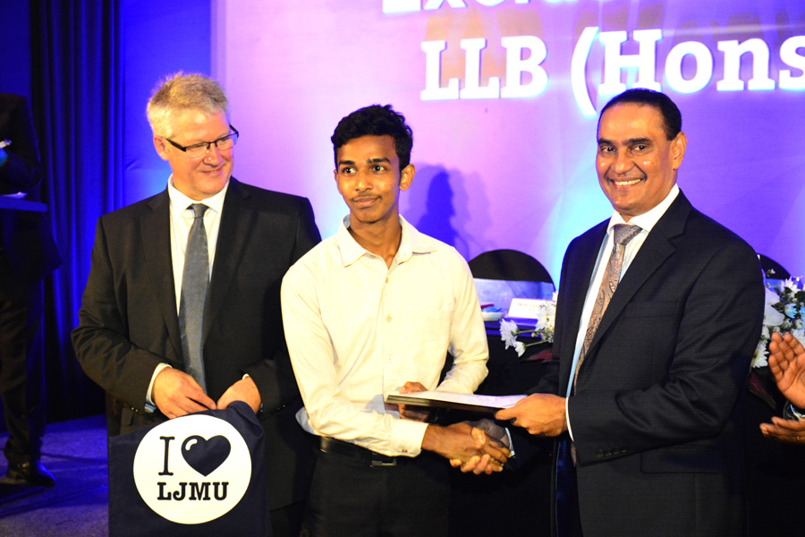 SLIIT Launches Groundbreaking LLB (Hons) Law Degree in Collaboration with Liverpool John Moores University UK