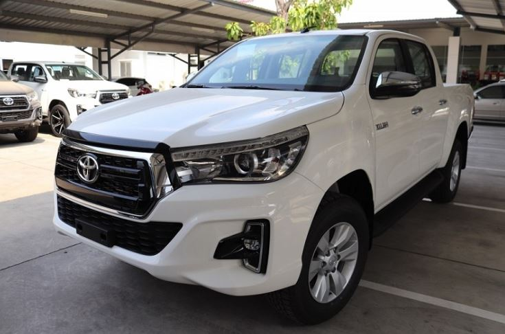 Irregularities in importing Hilux cabs;COPA exposes details of Rs. 3 billion income loss