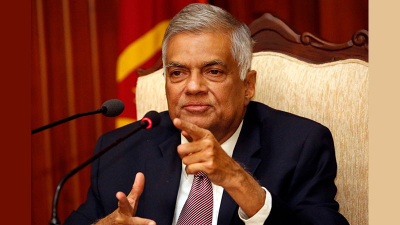 Ranil Wickremesinghe may creep into the parliament?