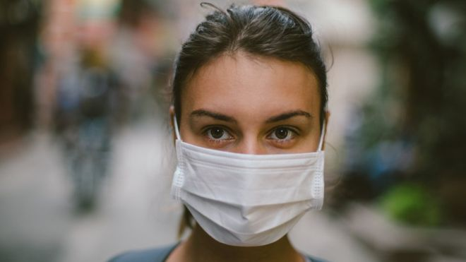 Can wearing masks stop the spread of viruses?