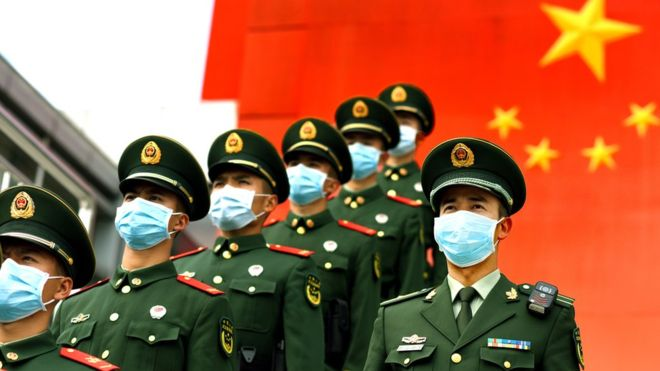 Senior Chinese officials 'removed' as death toll hits 1,000