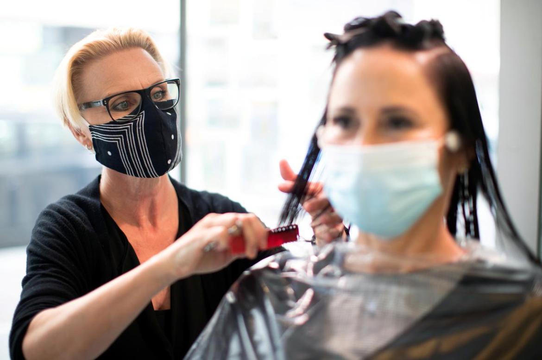 Austrians let their hair down as coronavirus curbs are relaxed