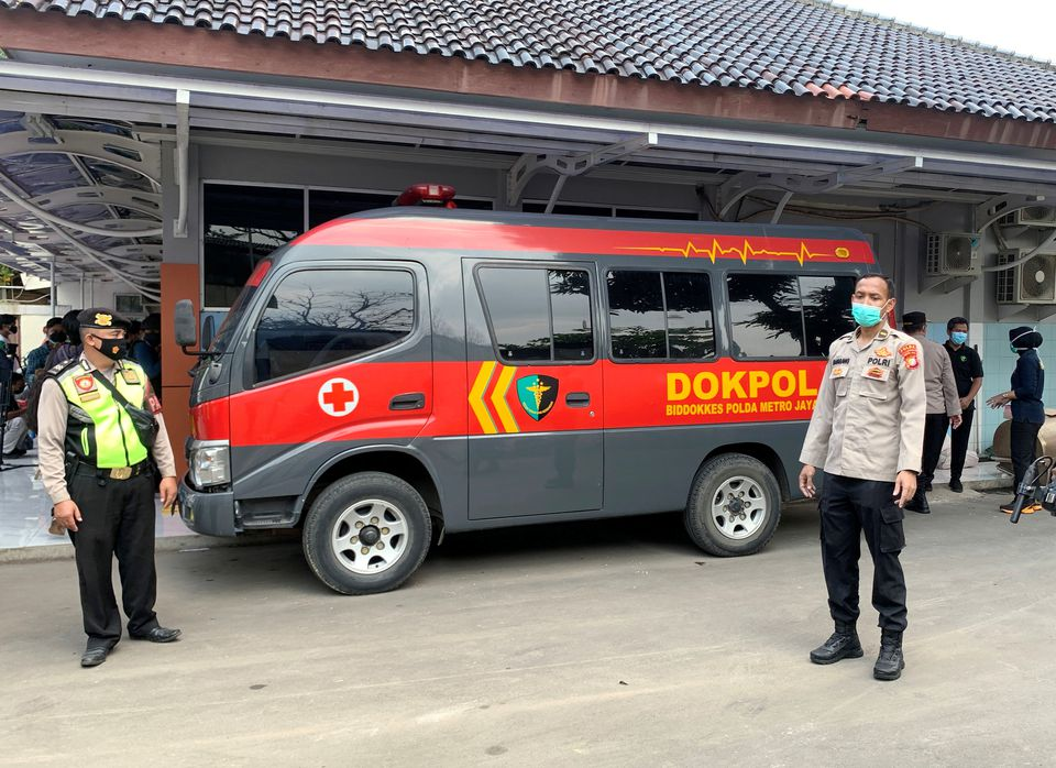 At least 41 killed fire broke out at Tangerang prison