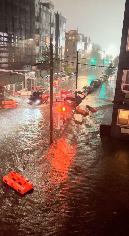 New York declares emergency as Ida floods region