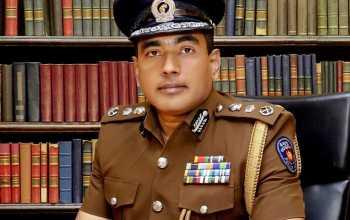 Ajith Rohana Senior DIG
