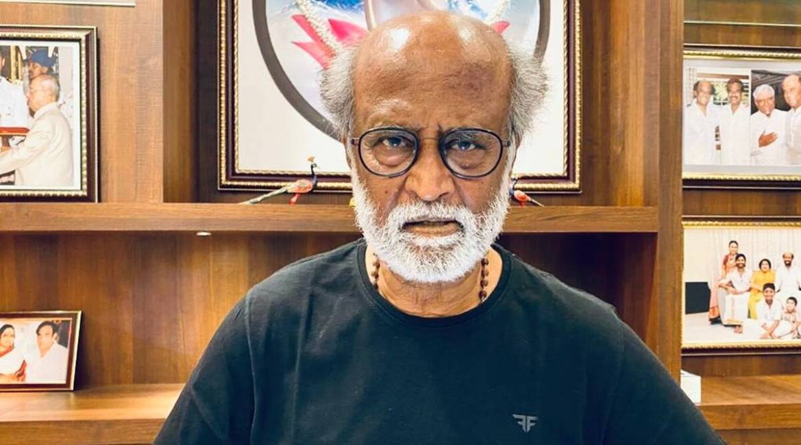 Rajinikanth admitted to hospital
