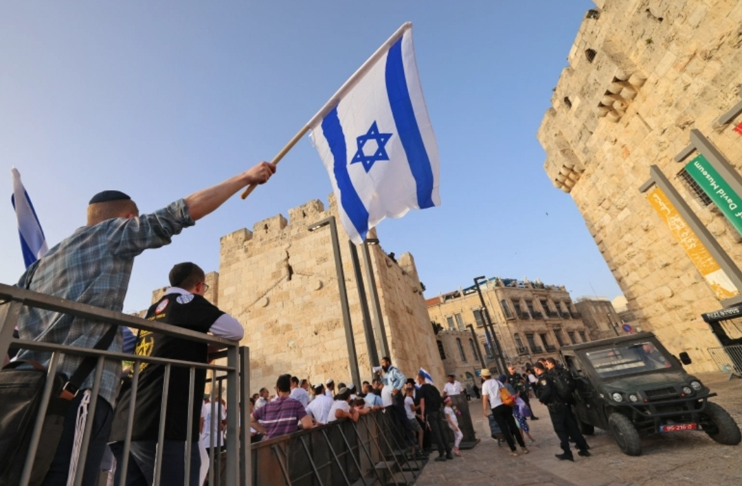 Tensions spike in Jerusalem ahead of Israeli hard-line march