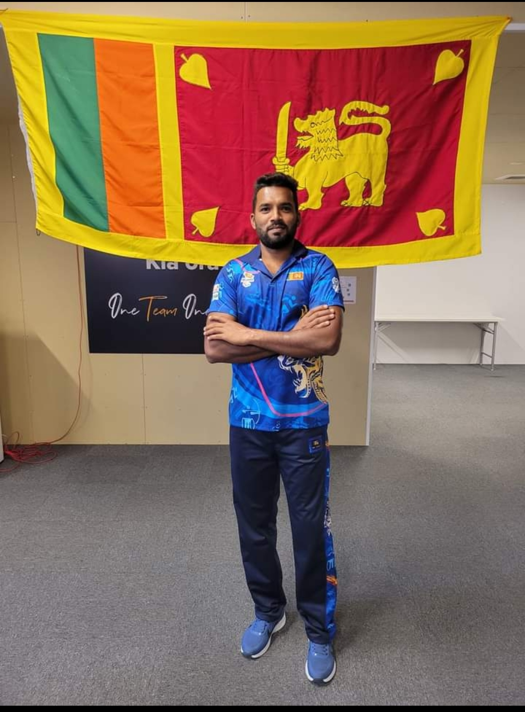 2020 Paralympics: Sri Lanka secures Gold with record breaking Javelin Throw