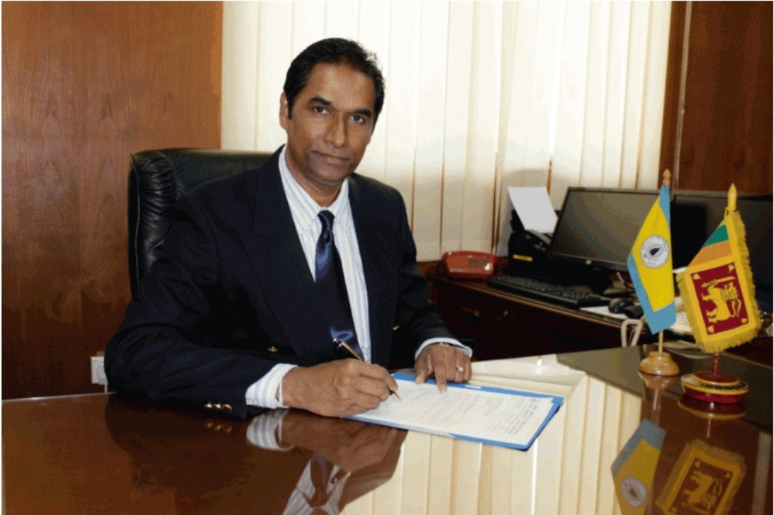 National Gem & Jewellery Authority chairman resigns
