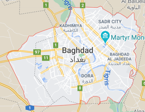 Twin Suicide bombing in Iraq