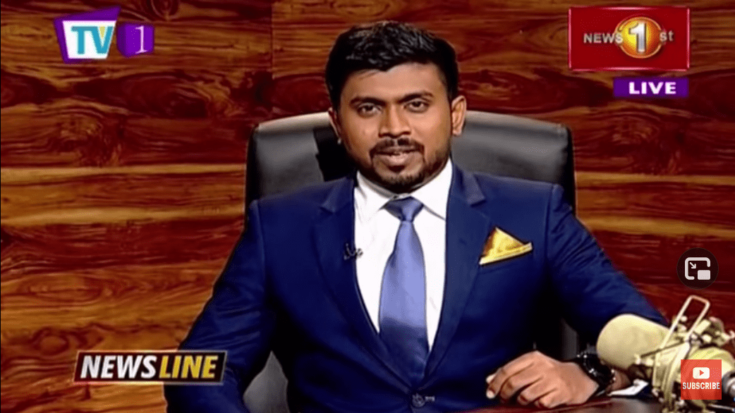SJB MP Eran Wickramaratne on #NewslineSL​ with Chathuranga Hapuarachchi – 22 April 2021