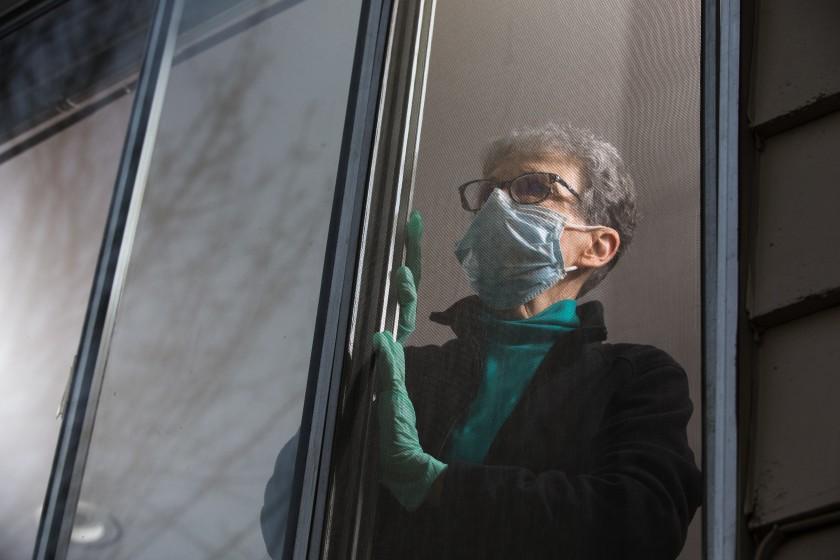 Mechanism set up to monitor home quarantine process