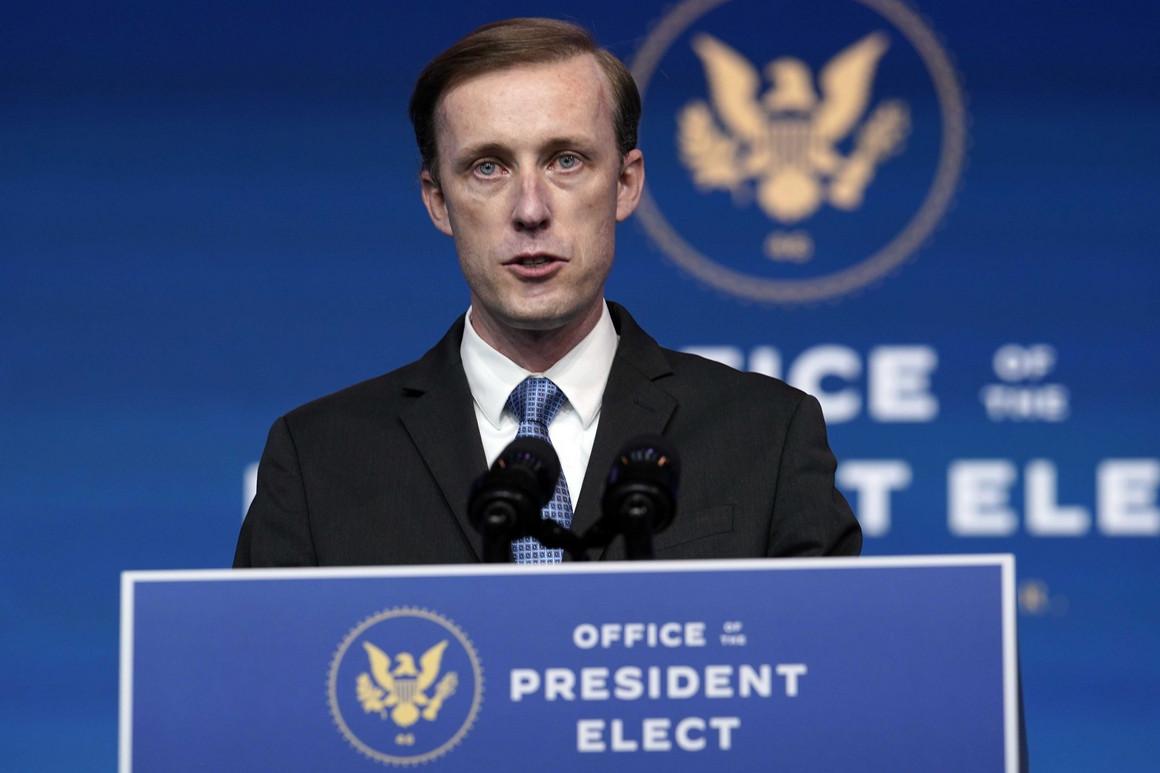 Sullivan Talks Nuclear Diplomacy with Iran, North Korea