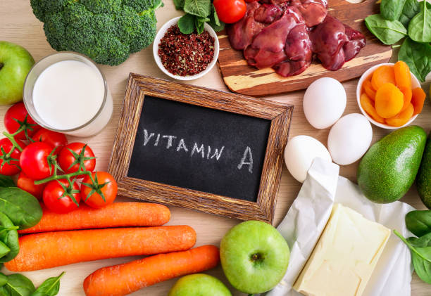 Vitamin A treatment trial for Covid loss of smell
