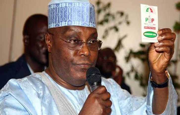 Image result for Presidency's reaction to INEC's interview vindicates Atiku, says PDP