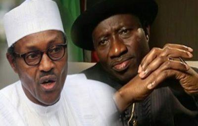 Jonathan Backs Obasanjo, Says Insecurity Increased Under Buhari's Watch 1