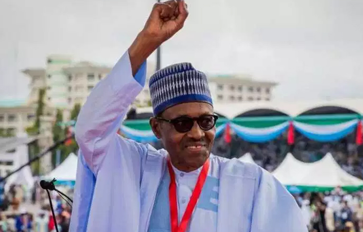 Image result for Buhari records first victory at election tribunal