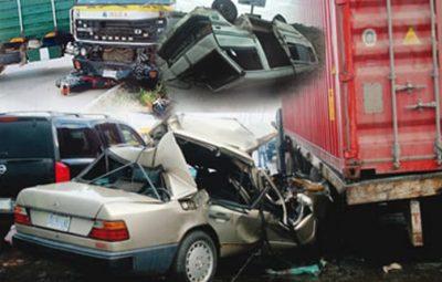 8 Killed In Autocrash Along Lagos-Ibadan Highway 1