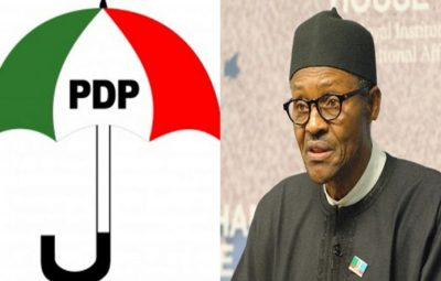 Buratai's Comment On Troops' Commitment, Admission Of Buhari's Failure – PDP 1