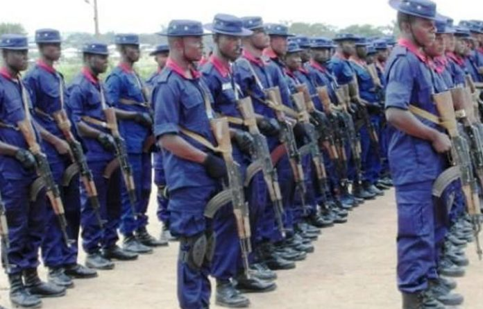 The Nigeria Security and Civil Defence Corps (NSCDC), Bayelsa Command said that two people were arrested during the attempted vandalism of a telecommunications facility in