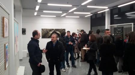 Aperitivo in Galleria 20 Febbraio 2016