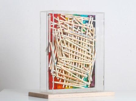Tommaso Maurizio Vitale, Scultura, Freedom from Taboo, 40x45x20, 2015