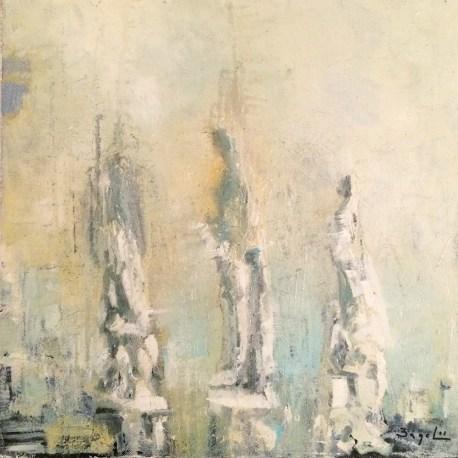 Piero Bagolini, Duomo3guglie 40x40