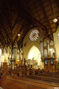 First Church of Otago - Interior