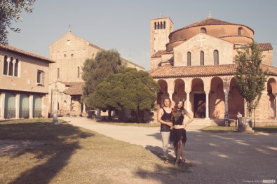 Torcello, travel, venice, venice travel guide, couple on Torcello island