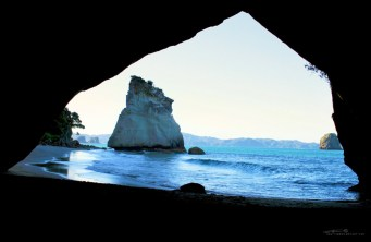 Cathedral Cove, Coromandel, New Zealand, Travel