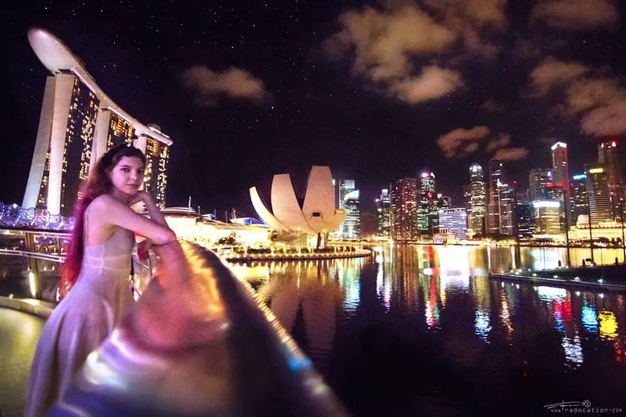 Marina Bay at night, Marina Bay Singapore, what to do in Singapore, travel guide Singapore, travel couple guide Singapore, top things to see in Singapore, Singapore at night