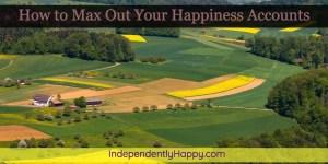 happiness accounts
