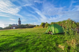 independentpeople Denmark countryside tent camping