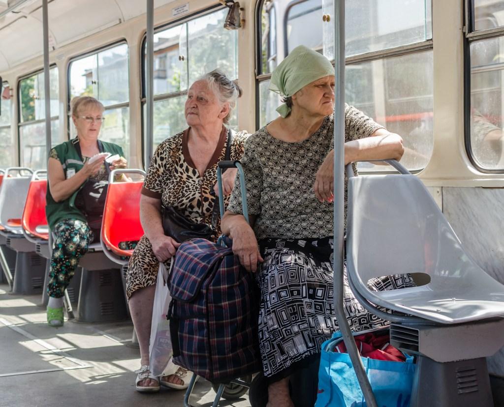 independent people ukraine tramway